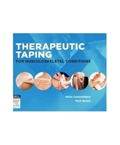 Therapeutic Taping for Musculoskeletal Conditions (com DVD)